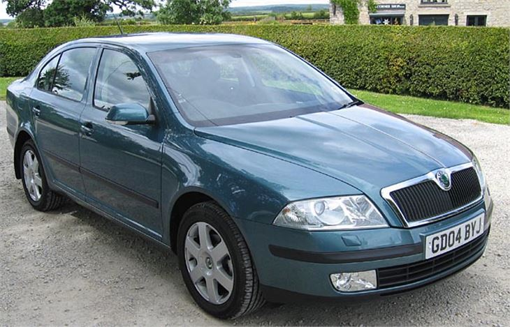 skoda octavia ii 2004 road test road tests honest john. Black Bedroom Furniture Sets. Home Design Ideas