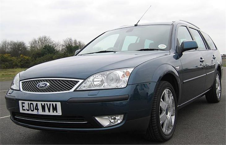 Ford Mondeo TDCI automatic estate 2005 Road Test | Road