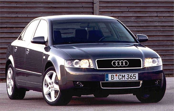 audi a4 b6 2001 road test road tests honest john. Black Bedroom Furniture Sets. Home Design Ideas