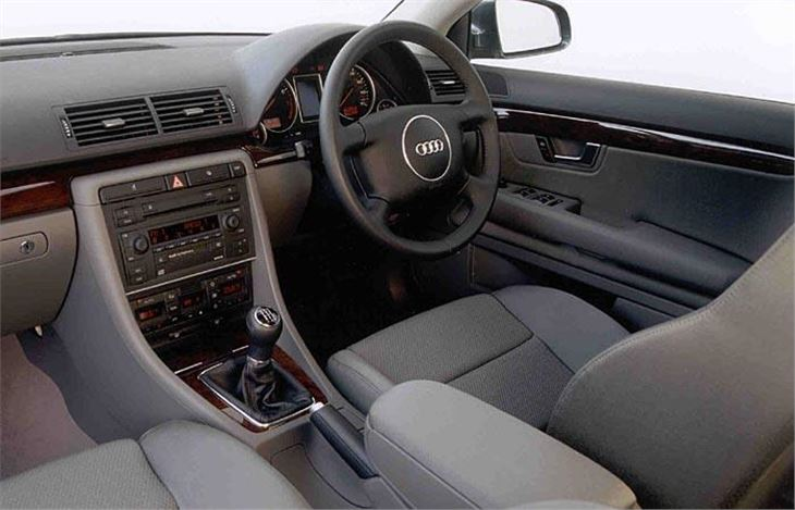 Audi A4 B6 2001 Road Test Road Tests Honest John