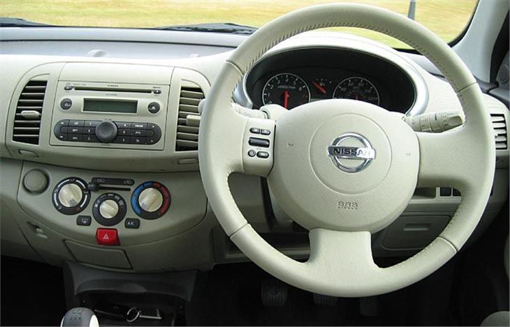 Nissan Micra K12 160sr And Sport Dci 2005 Road Test Road Tests Honest John