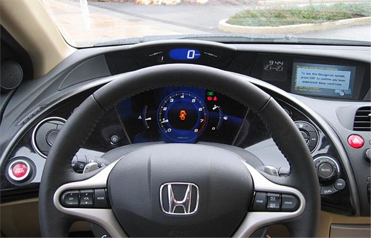 Honda Recall Check >> Honda Civic 2006 Road Test   Road Tests   Honest John