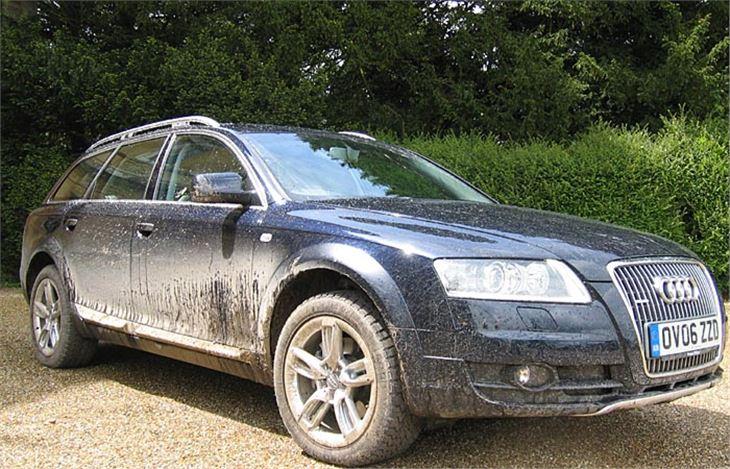 Audi A6 Allroad 2006 Road Test Road Tests Honest John