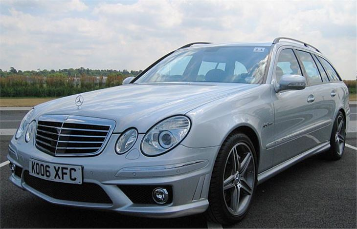 Mercedes Benz E Class 2006 Facelift Road Test Road Tests