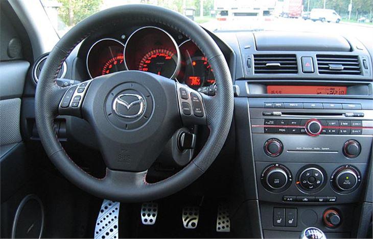 2017 Ford Focus St >> Mazda 3 MPS 2007 Road Test | Road Tests | Honest John
