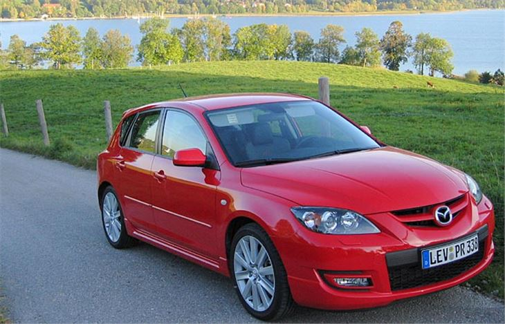 mazda 3 mps 2007 road test road tests honest john. Black Bedroom Furniture Sets. Home Design Ideas