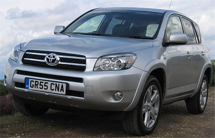 Toyota Rav 4 T180 2006 Long Term Test Road Tests