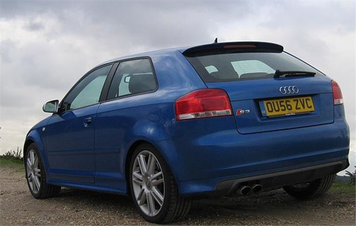 Audi S3 2007 Road Test Road Tests Honest John