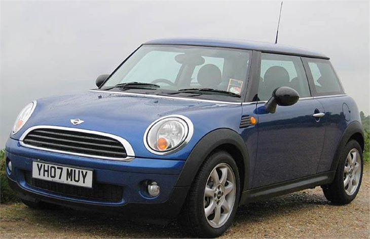 mini one r56 2007 road test road tests honest john