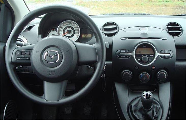 mazda 2 2008 model road test | road tests | honest john