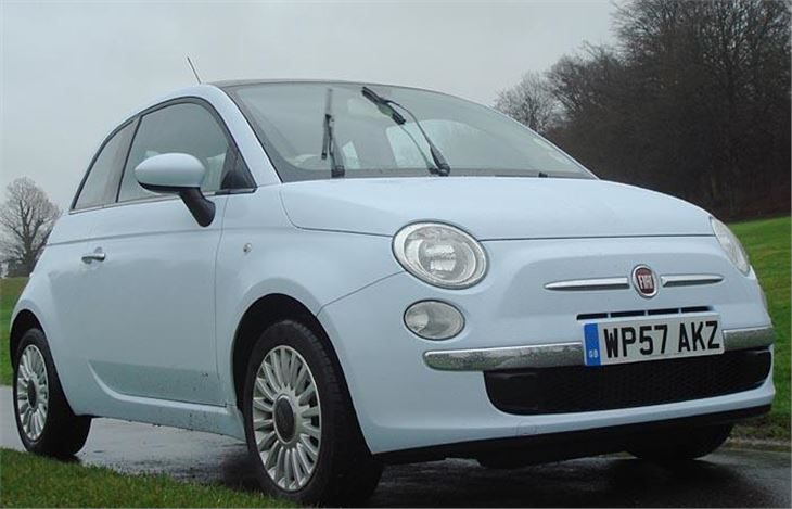 Fiat 500 Dimensions >> FIAT 500 2008 Road Test | Road Tests | Honest John