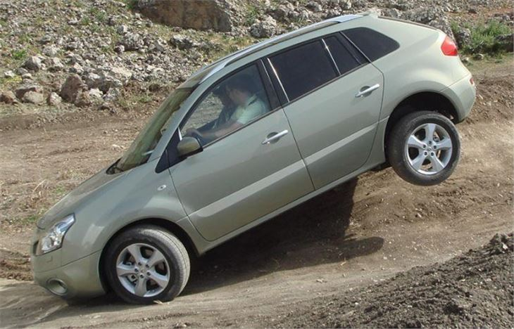 Car Recall Check >> Renault Koleos 2008 Road Test | Road Tests | Honest John
