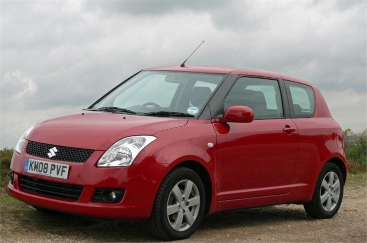 Suzuki Swift   Road Test