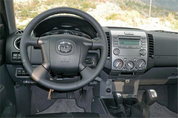 Mazda Bt 50 Pick Up 2008 Road Test Road Tests Honest John