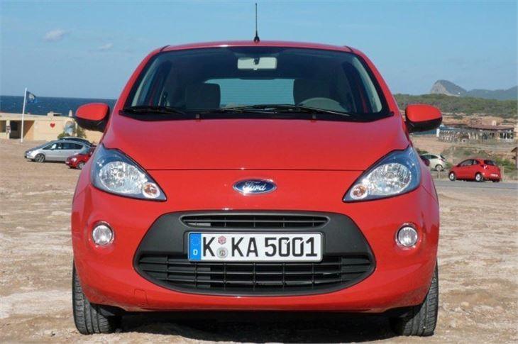 Ford Ka  Road Test Thu