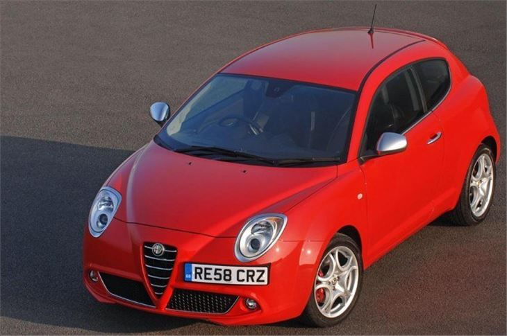 alfa romeo mito 2009 road test road tests honest john. Black Bedroom Furniture Sets. Home Design Ideas