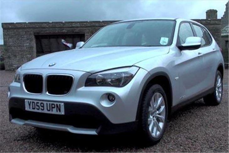 BMW X Road Test Road Tests Honest John - 2009 bmw x1