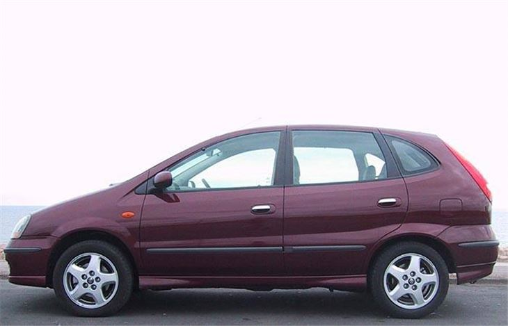 Nissan Almera And Tino 2003 Road Test Road Tests