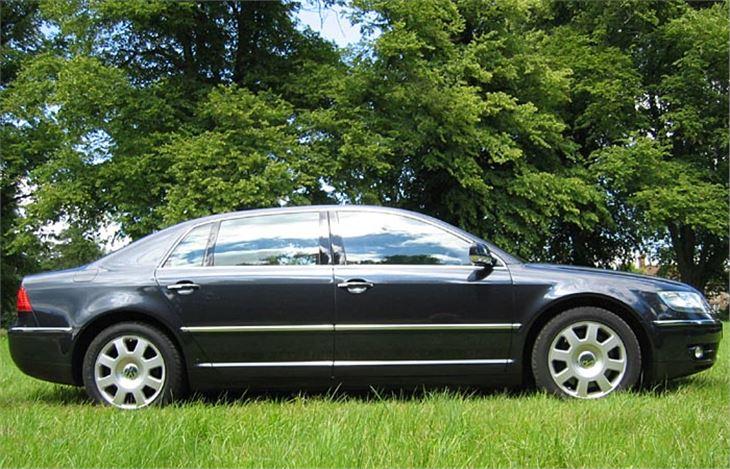 Volkswagen Phaeton 6.0 W12 2003 Road Test | Road Tests | Honest John
