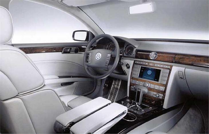 Volkswagen Phaeton 60 W12 2003 Road Test  Road Tests  Honest John