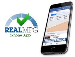 Download our new Real MPG app