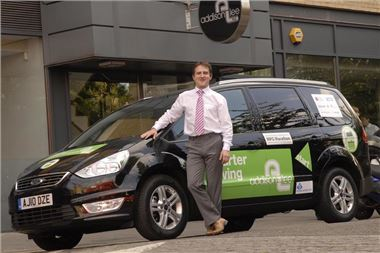 Addison Lee Galaxy Auto Does 57 8mpg In Mpg Marathon Motoring