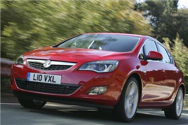 Quick New Astra Diesel Uses Stop/Start to Achieve 62 8mpg in EC