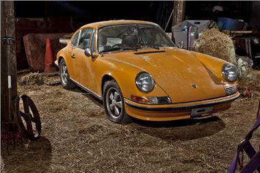 Rare Barn Find Porsche 911S To Be Restored By Autofarm