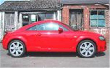 New Audi Tt 180 6 Speed Tiptronic 22125 Motoring News Honest John