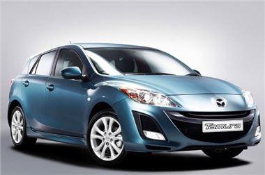 New 'Added Value' Special Edition Mazda3 Tamura ...