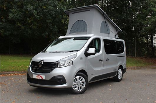 Renault Trafic Camper Conversion Now Available Honest John