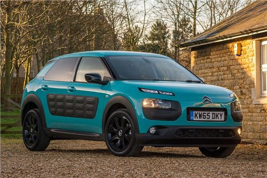 citroen c4 cactus crowned most popular small family car at 2016 honest john awards motoring. Black Bedroom Furniture Sets. Home Design Ideas