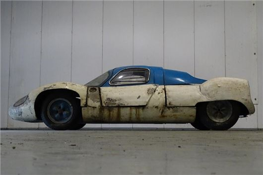 Rare Costin Nathan Race Car Heads To Auction Honest John