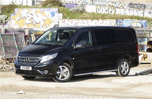 dc2027814e Driven  Mercedes-Benz Vito Sport