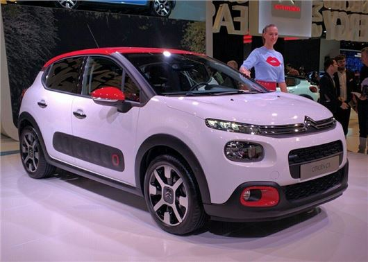 paris motor show 2016 citroen c3 gets the cactus treatment motoring news honest john. Black Bedroom Furniture Sets. Home Design Ideas