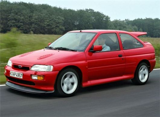 happy birthday ford escort rs cosworth honest john. Black Bedroom Furniture Sets. Home Design Ideas