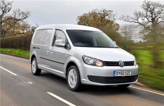 3657f34738 The Volkswagen Caddy was originally introduced as a small pick-up way back  in 1979