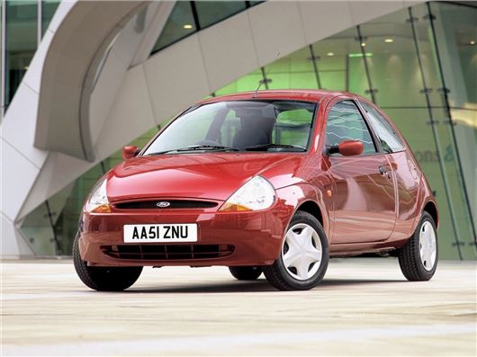 Future Classic Friday Ford Ka