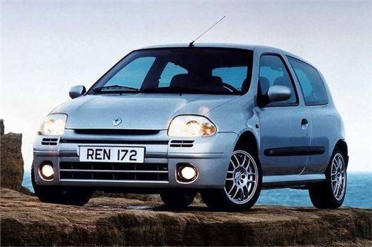 Future Classic Friday Renault Sport Clio 172 Honest John