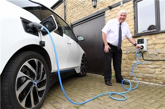 Ev Owners Wanted For Free Home Charging Point Trial