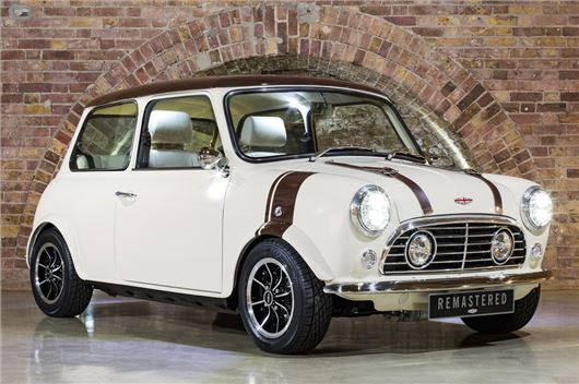 Classic Mini Reborn For Modern Day Driving Honest John
