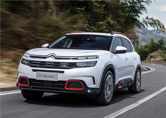 Citroen C5 Aircross Suv Revealed Ahead Of 2018 Launch Motoring