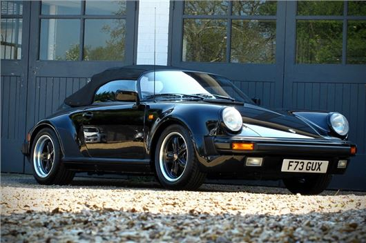 One Owner Low Mileage Porsche 911 Speedster For Sale