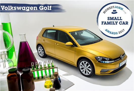 Honest John Awards 2017: Volkswagen Golf claims Small ...