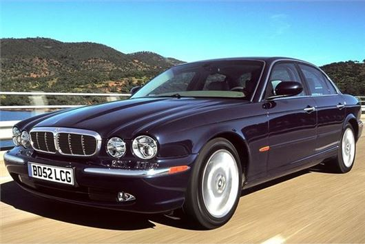 Future Classic Friday: Jaguar XJ (X350)