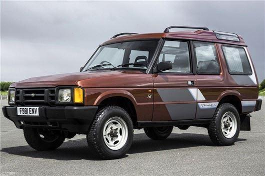 Future Classic Friday: Land Rover Discovery | | Honest John