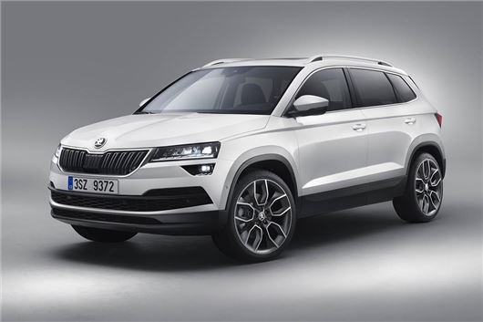 frankfurt motor show 2017 all new skoda karoq to replace yeti motoring news honest john. Black Bedroom Furniture Sets. Home Design Ideas