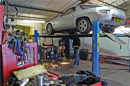 Classic Cars Over 40 To Be Exempt From Mot Testing