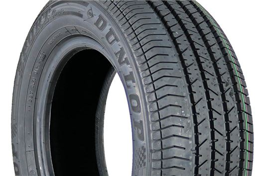Dunlop S New Classic Tyre Range Available Exclusively From