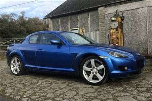 A Grand Monday Mazda Rx 8 Honest John